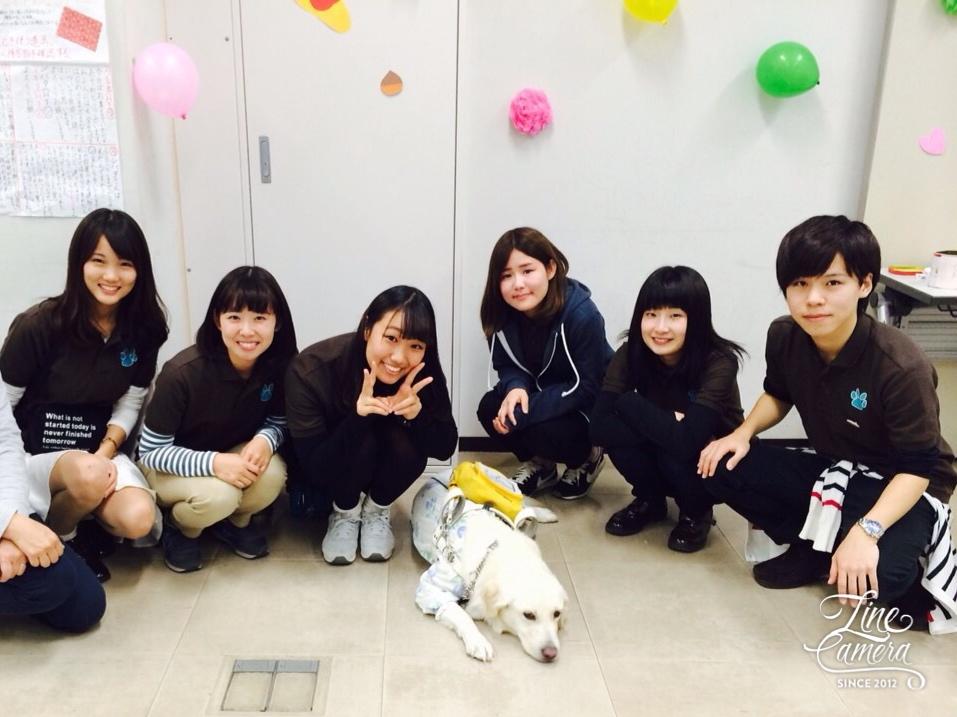 K-18盲導犬支援団体とるて